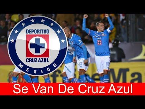 CRUZ AZUL Tendría 2 Bajas importantes Para El Próximo Torneo MIRA QUIENES SON!