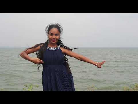 #uppena--neekannuneelisamudram-song-dance-performance-by-r.harshitha