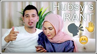Stop Bashing Women (my husband's rant)   Q and A Part 2   Amena