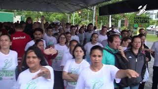 Mesmo com chuva, Corrida do Bem reúne mais de 1 mil pessoas
