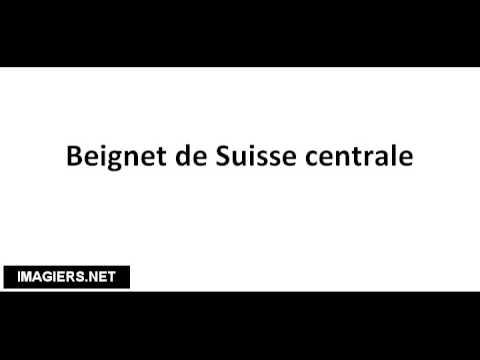 Pronounce French with Vincent # Beignet de Suisse centrale