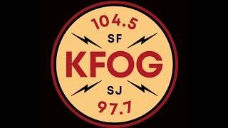 KFOG 104.5 San Francisco - End of KFOG - Final Sign Off - September 5 2019