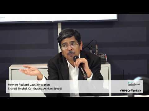 Hewlett Packard Labs Innovation