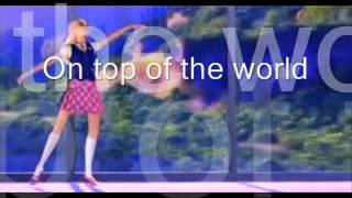 barbie on top of the world [full song with lyrics]