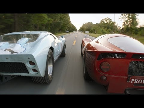 Ford V Ferrari / Miles Vs Bandini Scene