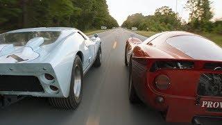 Ford v Ferrari / Miles vs Bandini Scene Thumb