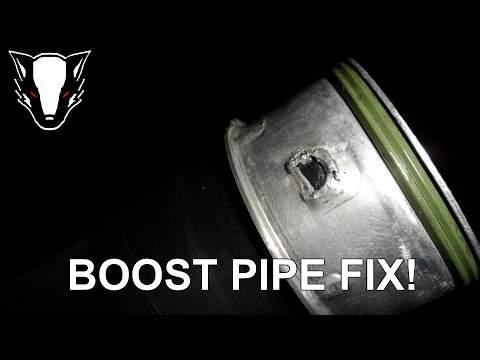 HOW TO - TDI Boost Pipe Joint Fix