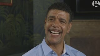 Chris Kamara: 'I'm having a ball. Somebody pinch me.'
