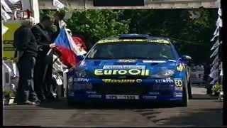 [ČT1] Rallye Český Krumlov 2003