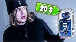 KAMERA GOPRO ZA 20$ Z DRAKEMALLA