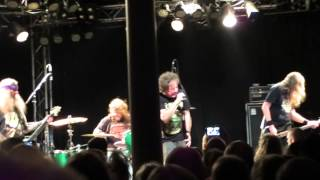 Saint Vitus - War is Our Destiny - Live in Tampere 2015