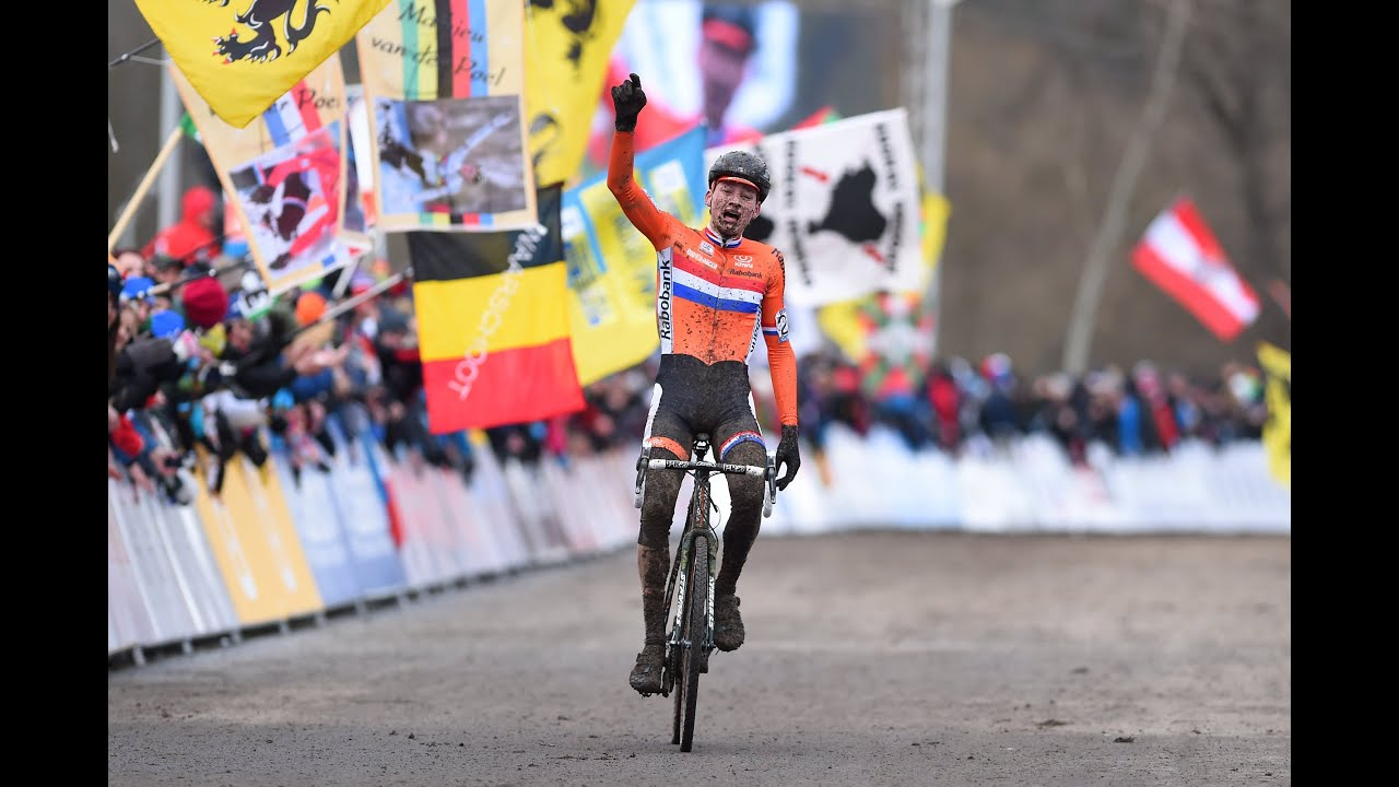 Mathieu Van Der Poel Takes Gold 2015 Uci Cyclo Cross