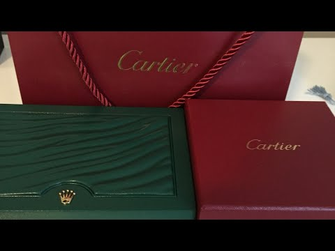 Vegas Haul Part One! Rolex and Cartier!!!