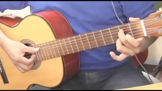 Chico de mi Barrio - Tormenta - Como tocar en guitarra