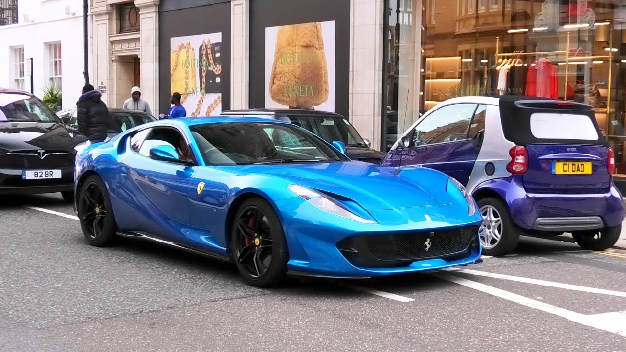 Download SUPERCARS in LONDON August 2020