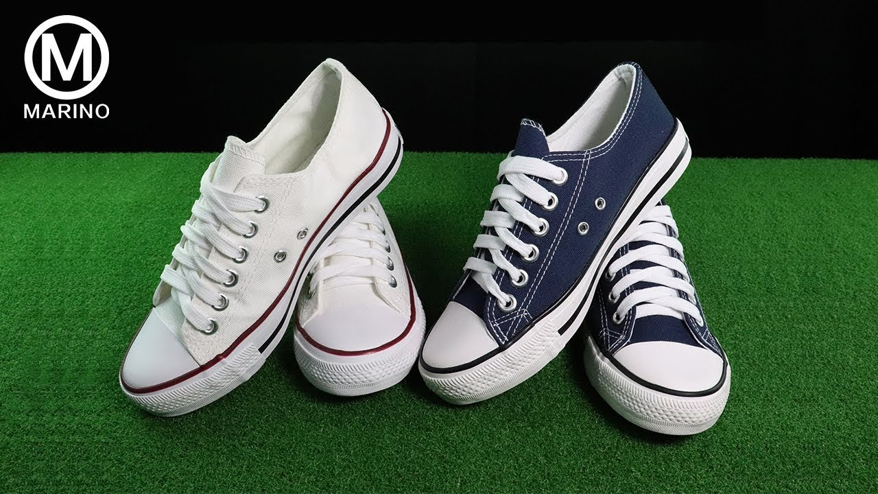 Marino รองเท้า รองเท้าผ้าใบผู้หญิง รุ่น A001