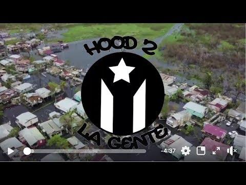 Hood 2 La Gente: Puerto Rico Hurricane Maria Relief PSA, Featuring Princess Nokia