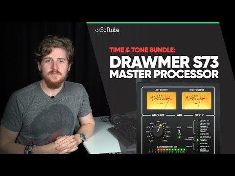 Drawmer S73 Tutorial - Softube