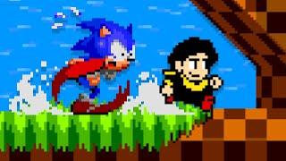LOKMAN in Sonic the Hedgehog