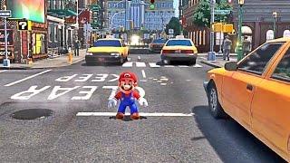 SUPER MARIO ODYSSEY Gameplay Demo + Trailer (Nintendo Switch) 2017