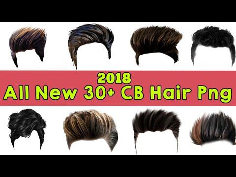 Download All New 2018 Cb Edits Hair Png Zip File Make Your Photo