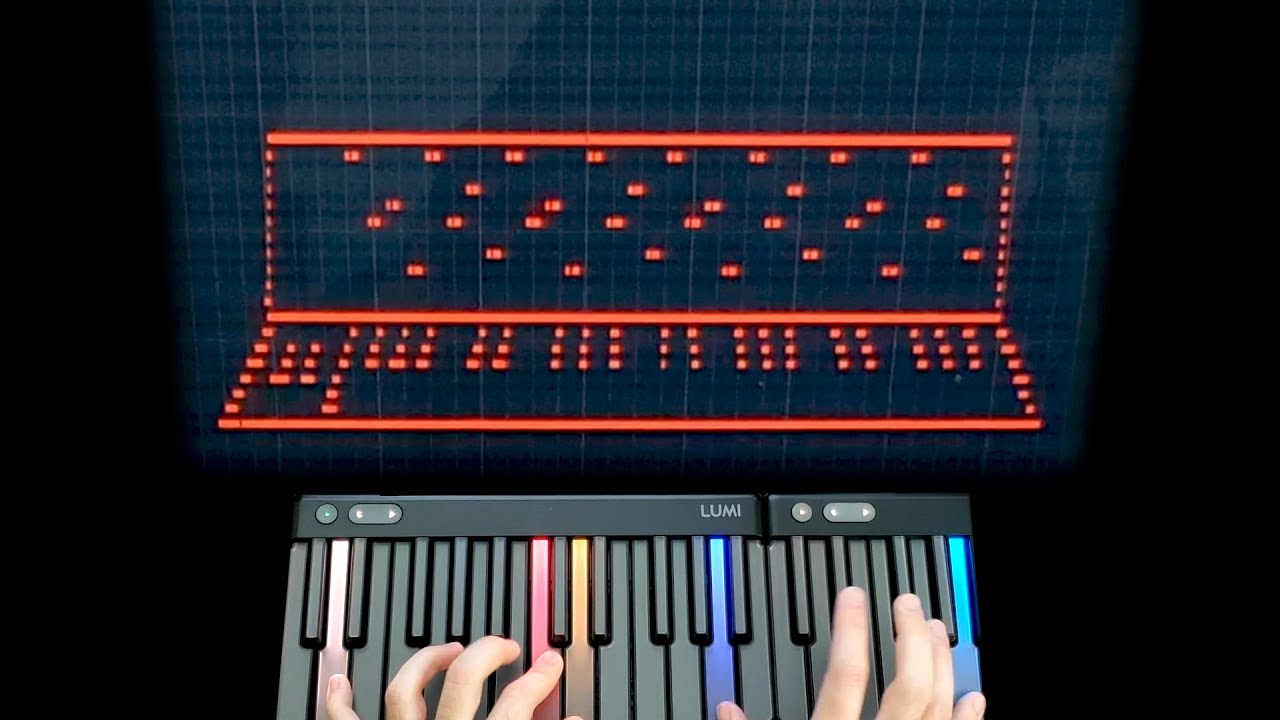 Download Drawing a Synthesizer in MIDI - Live!