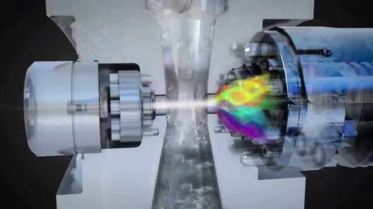 Vx Spectra Surface Multiphase Flowmeter - YouTube