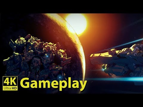Battlevoid: Sector Siege - 4K GAMEPLAY