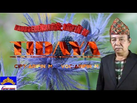 Lagu Lampung TIDAYA || Cipt/Voc: Arifin M