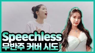 Speechless Cover by Solar