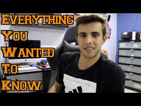 IS UM OVERHYPED?! ANSWERING QUESTIONS ABOUT COLLEGE & LIFE