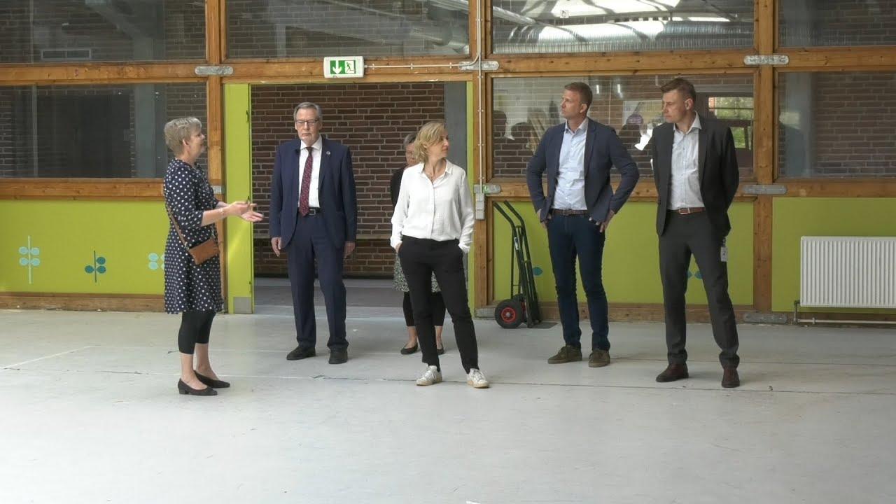 Sundhedshus vist frem for Region Hovedstaden - TV-Ishøj
