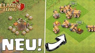 Clash of Clans - NEUE RAMMBÖCKE & NEUER CLAN WAR!