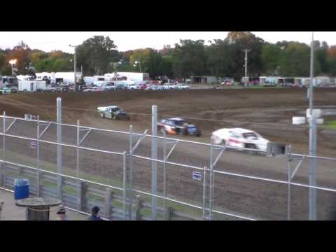 Modified Heat 1 @ Independence Motor Speedway 08/20/16
