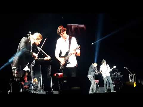 2017-10-27 David Garrett Live in Gdańsk Explosive Tour - Prelude Duel