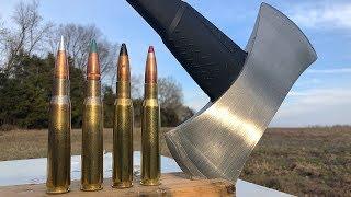 50 BMG vs Axe 💥