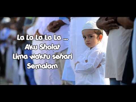 Lagu Aishah versi Nasyid Solat