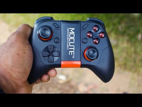 Mocute 054 Gaming Controller Review!! - Best Multi-Platform Controller Ever?