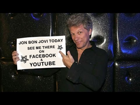 JON BON JOVI - INTERVIEW - 2016