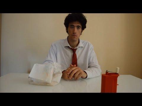 Indifferenti Risoluti - Emilia POP - (Andy Warhol eating a hamburger)