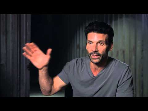 The Purge: Anarchy  Frank Grillo, Zoe Soul and James DeMonaco