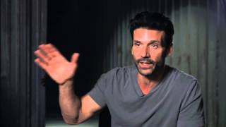 The Purge: Anarchy - Frank Grillo, Zoe Soul And James DeMonaco Interview