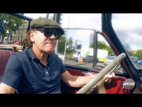 SHROOM - Brian Johnson's A Life On The Road With Def Leppard's Joe Elliot