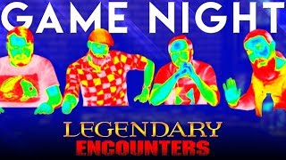 Legendary Encounters: A Predator Deck Building Game - Game Night!!!!