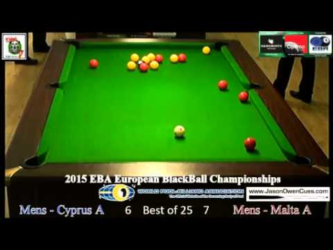 2015 EBA European Championships - Group Mens A - Malta A v Cyprus A