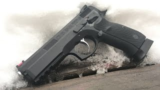ASG CZ75 SP-01 Shadow Airsoft GBB Pistol