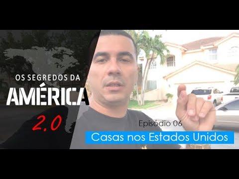 """Os Segredos da América 2.0 - Episódio 6/15 """"Casa nos Estados Unidos"""""""