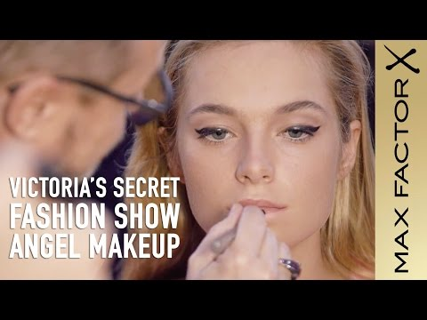 Victorias Secret Make-Up Tutorial from Max Factor