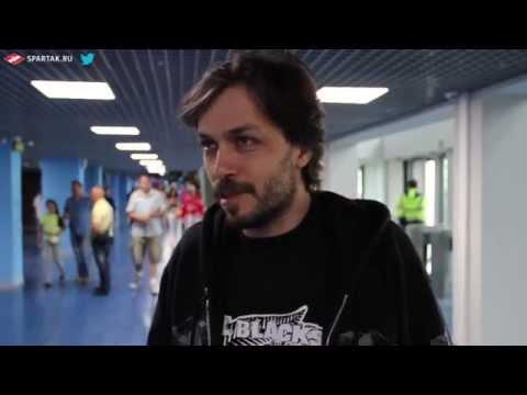 Алексей Попов: Вперед, красно-белые!