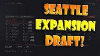 Drafting Seattle
